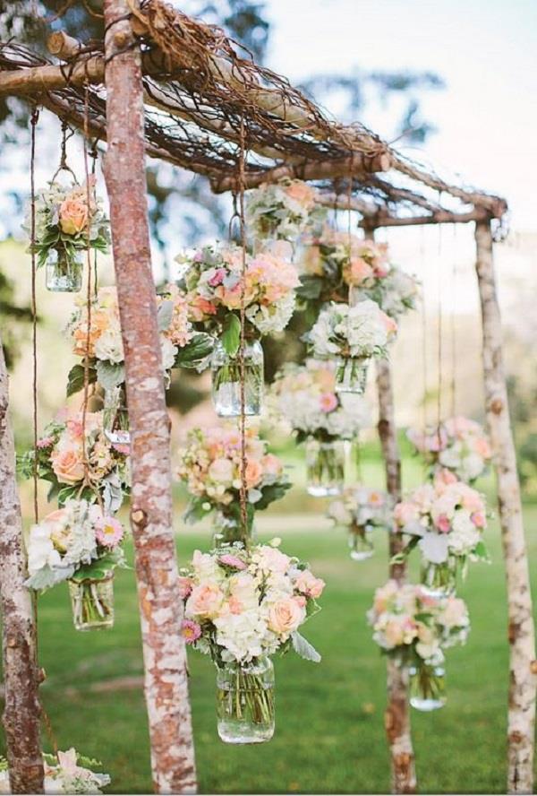 Wedding Decoration! अपनी शादी में करवाएं हैंगिंग डैकोरेशन