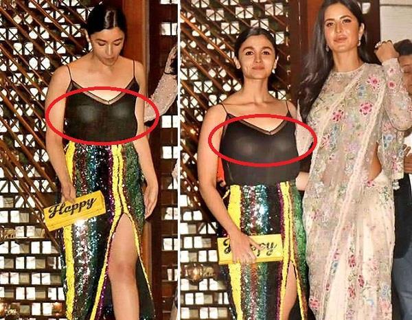 alia bhatt transparent top