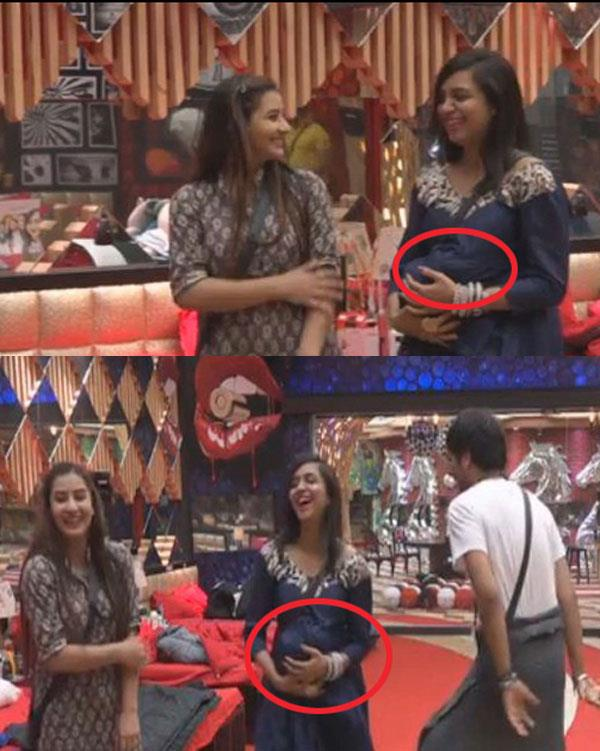arshi khan pregnant in bigg boss
