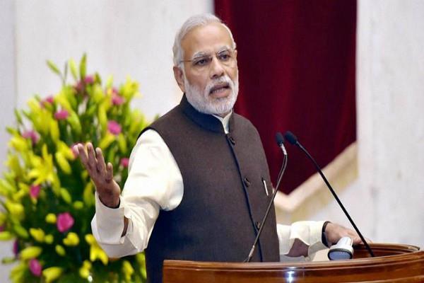 पीएम मोदी ने कसा तंज, राहुल ''अंबेडकर'' से ज्यादा ''भोले'' को कर रहे हैं याद