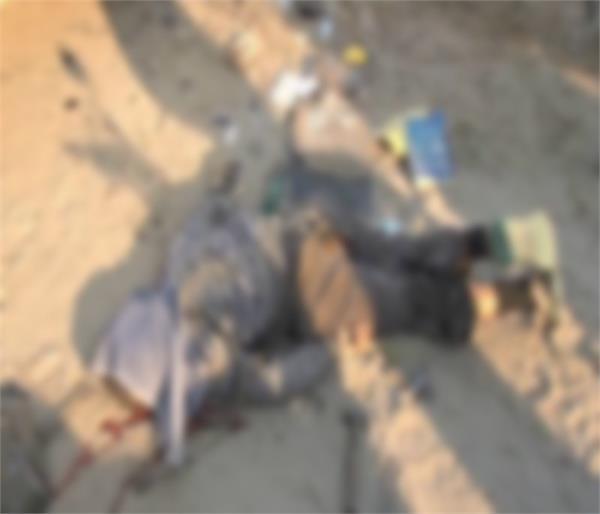 नाबालिग की लापरवाही से गई मजदूर की जान
