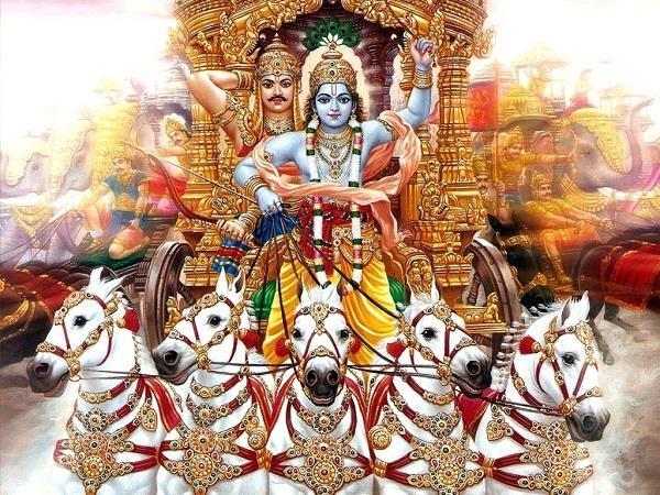 श्रीमद्भगवद्गीता: 'ईश्वर की इच्छा के बिना एक पत्ती भी नहीं हिलती'