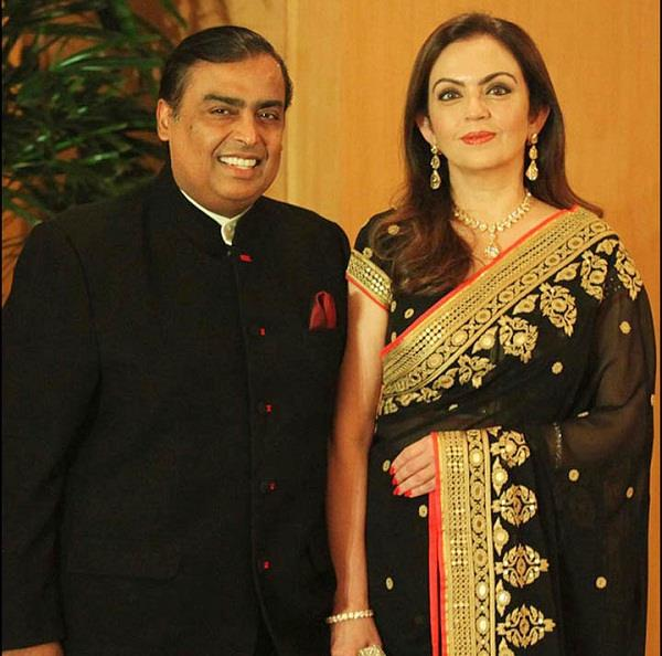cash in mukesh ambani pocket