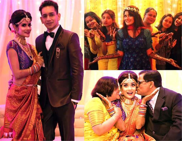 shamin mannan atul kumar wedding