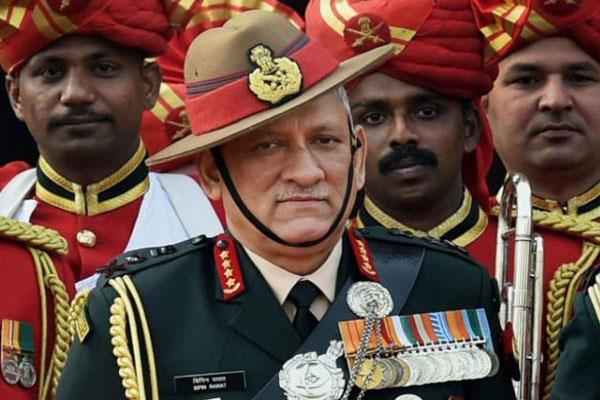 भारत आतंकवाद के खिलाफ हमेशा आवाज उठाता रहेगा: सेना प्रमुख