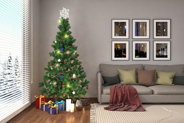 Christmas Tree: फेंगशुई के अनुसार सजाएं, घर में बढ़ेगा प्यार और अपनापन