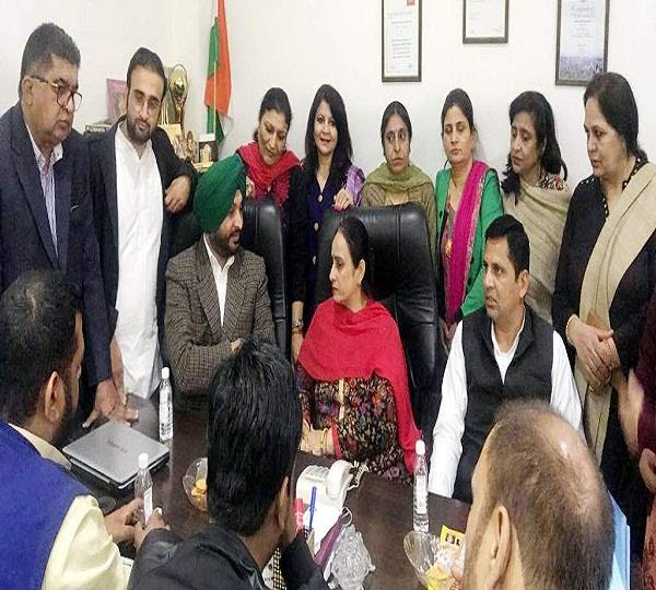 पंजाब में विकास के मुद्दे पर नगर निगम चुनाव लड़ेगी कांग्रेस : रवनीत बिट्टू