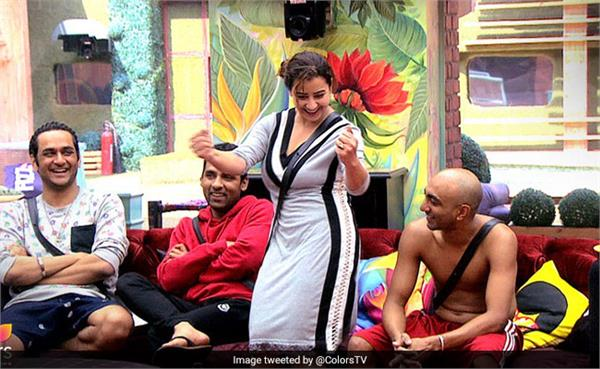 bigg boss 11 shilpa shinde akash dadlani nominate