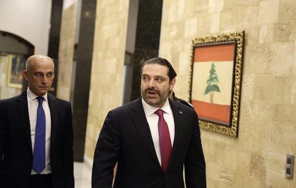 लेबनान प्रधानमंत्री ने वापिस लिया इस्तीफा