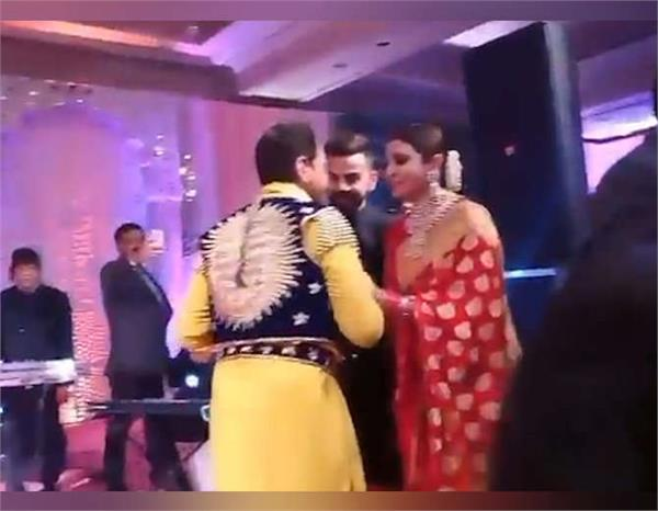 anushka virat dance with gurdas maan