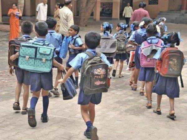 खतरे के साये में शिक्षा ग्रहण कर रहे इस स्कूल के बच्चे, जानिए वजह