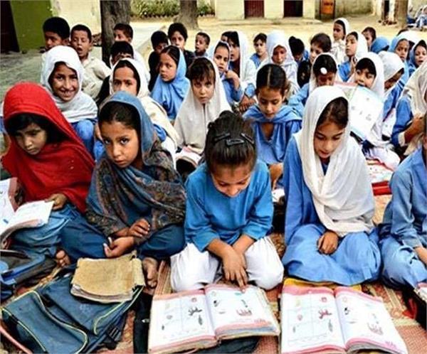 पाकिस्तान के 1000 स्कूल हुए बंद