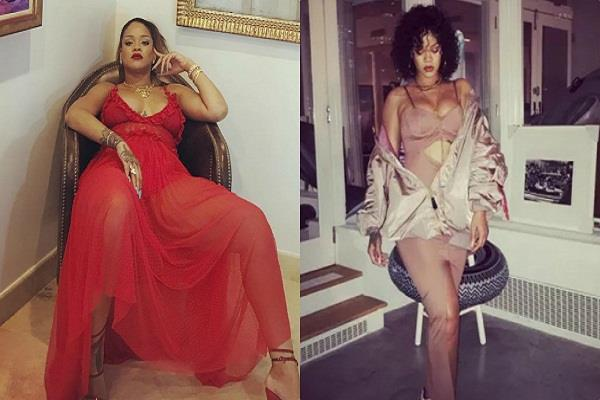 bold pictures of rihanna