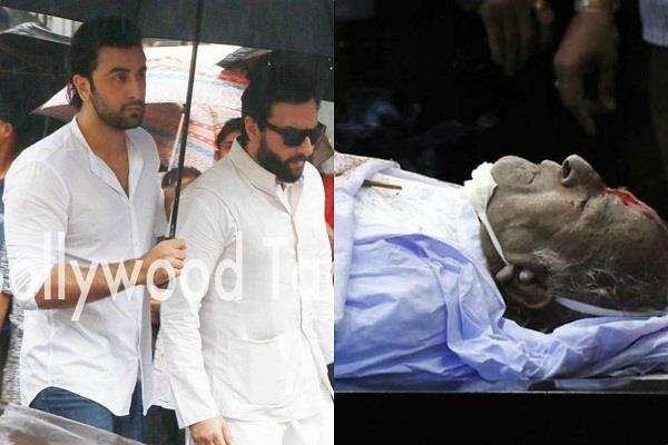 saif ali khan exposed shashi kapoor funeral