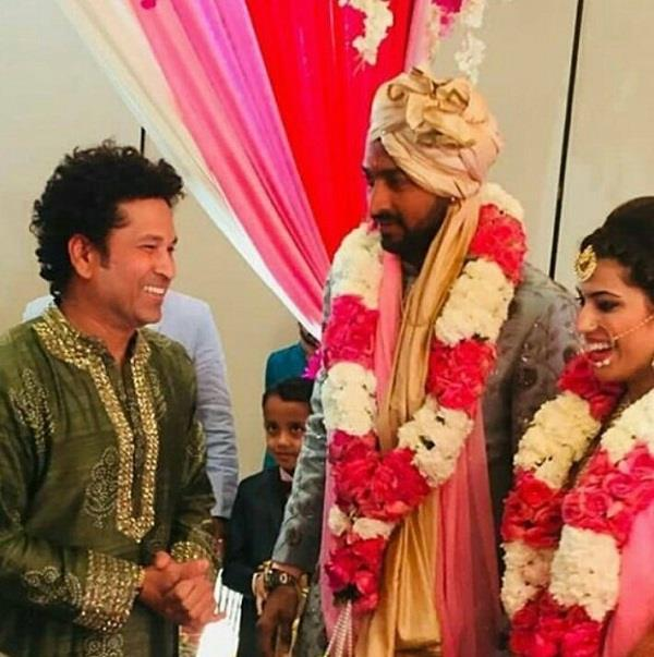krunal pandya ties the knot with pankhuri sharma