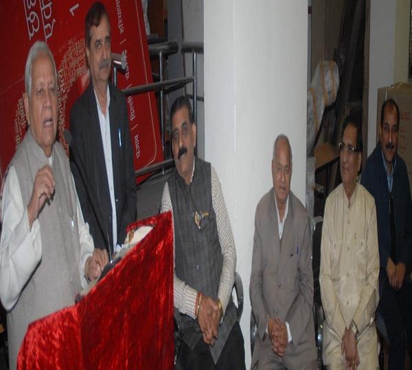 श्री रामनवमी उत्सव कमेटी की बैठक सम्पन्न, 10 दिसम्बर को कबीर नगर में होगा वजीफा वितरण समारोह
