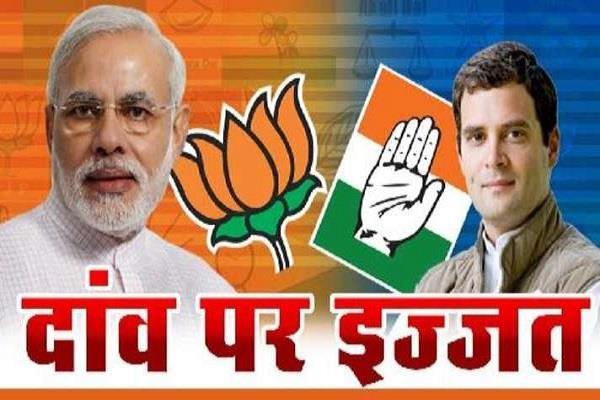 मोदी, शाह राहुल के लिए प्रतिष्ठा की जंग बने गुजरात चुनाव