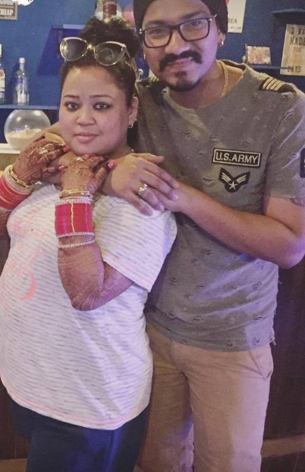 भारती सिंह गोवा में ही मना रही हैं हनीमून, शेयर की तस्वीरें