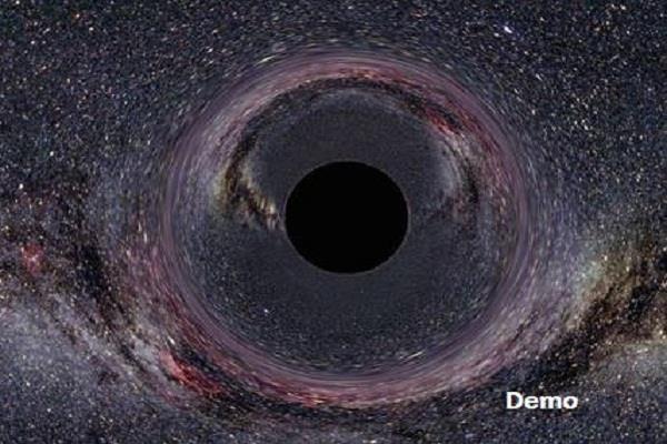 नासा ने सूर्य से 80 करोड़ गुणा बड़ा ब्लैकहोल का पता लगाया