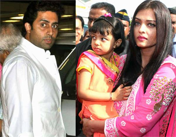 woman asks junior bachchan why aaradhya not going school