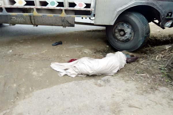 Watch Pics : चंडीगढ़-मनाली NH पर हादसा, बाइक सवार की दर्दनाक मौत