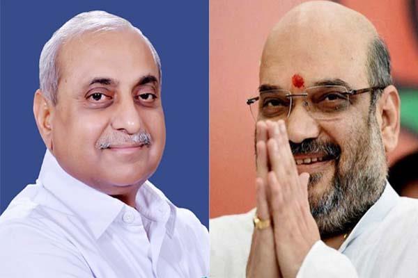 शाम होते-होते BJP ने पूरी कर दी नितिन पटेल की यह जिद