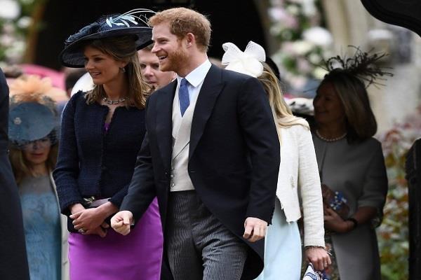 प्रिंस हैरी 19 मई को करेंगे अभिनेत्री मेगन मर्केल से शादी