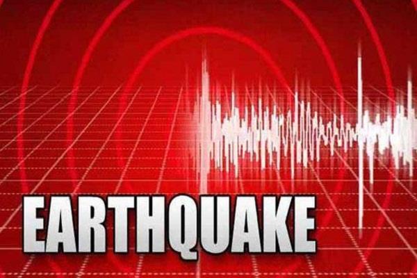 उत्तराखंड में भूकंप के झटके, दहशत में लोग घरों से बाहर की ओर दौड़े