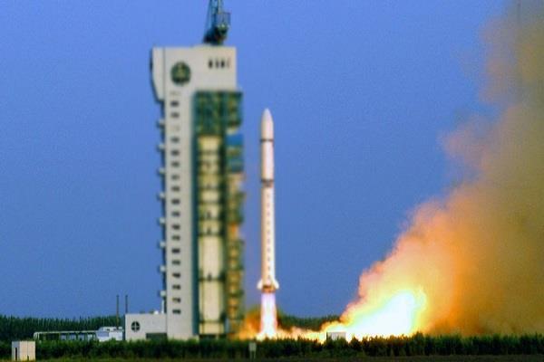 चीन ने भू-संसाधनों की खोज के लिए उपग्रह का किया प्रक्षेपण
