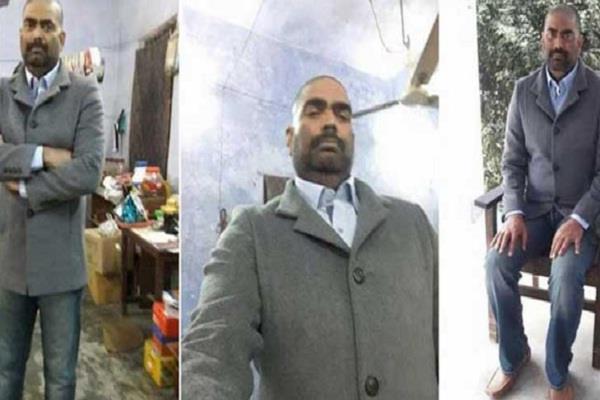 शाहबुद्दीन की जेल में ली सेल्फी पर BJP हुई गर्म, जेल की सुरक्षा पर उठाए सवाल
