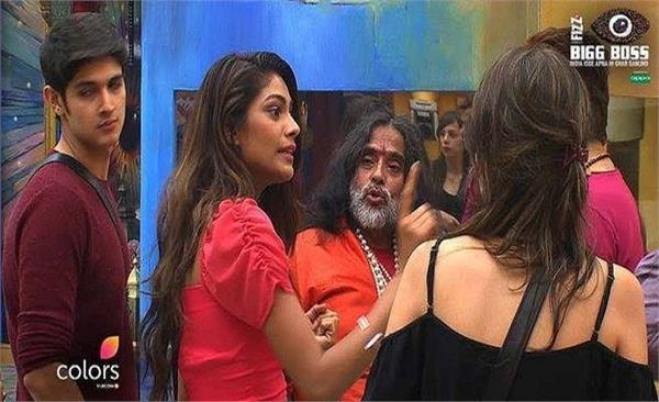 tv shocking allegation on bigg boss by swami om