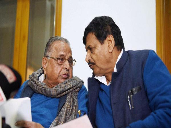 शिवपाल न तो भाजपा में जायेंगे और न ही कोई नया दल बनायेंगे: मुलायम