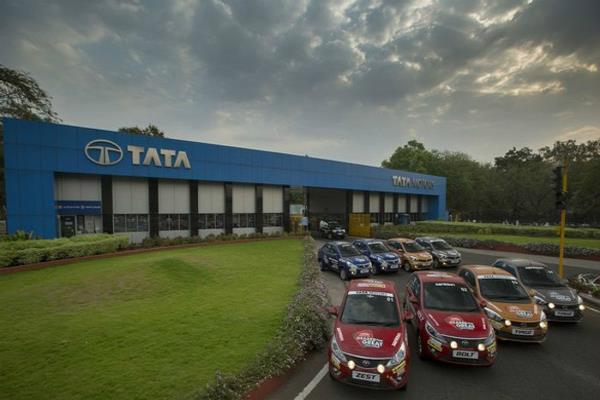 दिसंबर में टाटा मोटर्स की वैश्विक बिक्री 4% बढ़ी