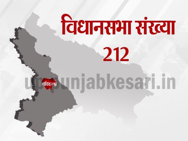 गोविंदनगर विधानसभा चुनाव के पिछले परिणामों पर एक नजर