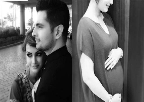 bigg boss 10 contestant karan mehra is set to become a father in real life