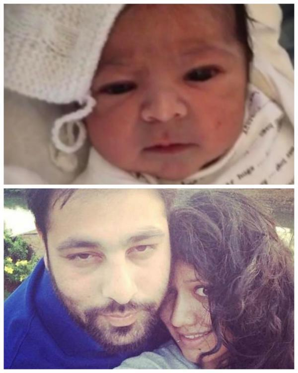 badshah blessed with an baby girl