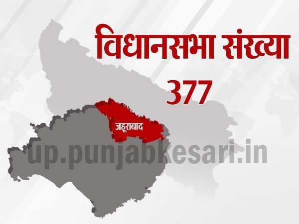 जहूराबाद विधानसभा चुनाव के पिछले परिणामों पर एक नजर