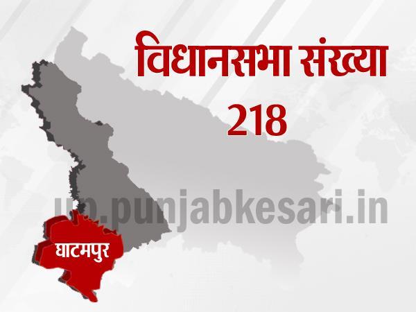 घाटमपुर विधानसभा चुनाव के पिछले परिणामों पर एक नजर