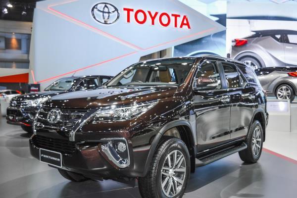 टोयोटा किर्लोस्कर मोटर की बिक्री 16 प्रतिशत बढ़ी