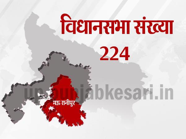 मऊ रानीपुर विधानसभा चुनाव के पिछले परिणामों पर एक नजर
