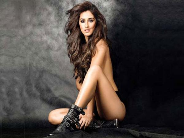 disha patani goes topless for daboo ratnanis