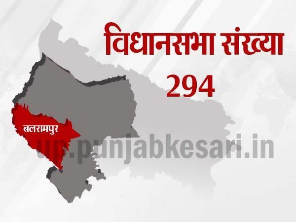 बलरामपुर विधानसभा चुनाव के पिछले परिणामों पर एक नजर