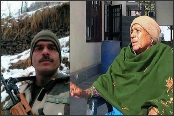 BSF जवान के बचाव में आई मां, कहा- मेरे बेटे ने कुछ गलत नहीं किया