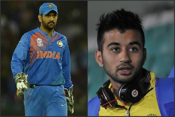 धोनी की टीम के लिए खेलना प्रेरणादायी है: मनप्रीत सिंह