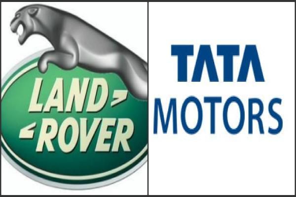 JLR की बिक्री बढ़ने से Tata Motors में तेजी