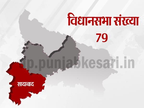 सादाबाद विधानसभा चुनाव के पिछले परिणामों पर एक नजर