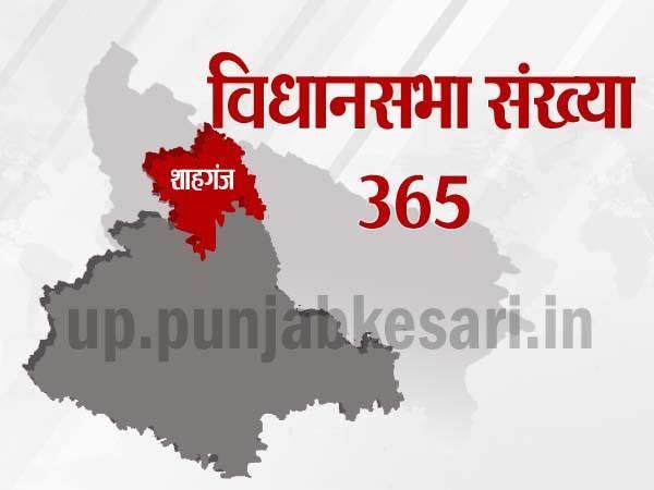 शाहगंज विधानसभा चुनाव के पिछले परिणामों पर एक नजर