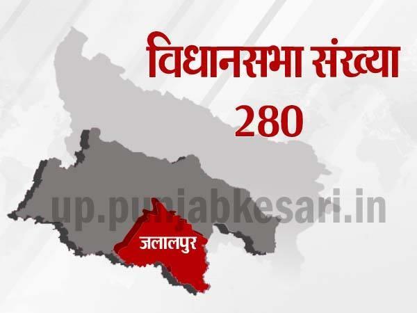 जलालपुर विधानसभा चुनाव के पिछले परिणामों पर एक नज़र