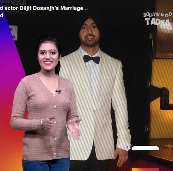 recently turned bollywood actor diljit dosanjh  s marriage in trouble