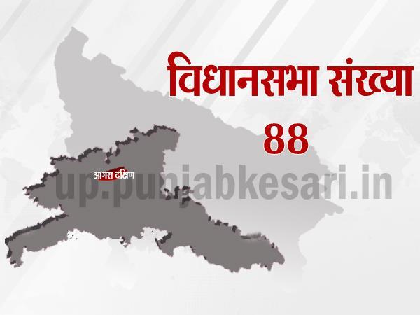 आगरा दक्षिण विधानसभा चुनाव के पिछले परिणामों पर एक नजर